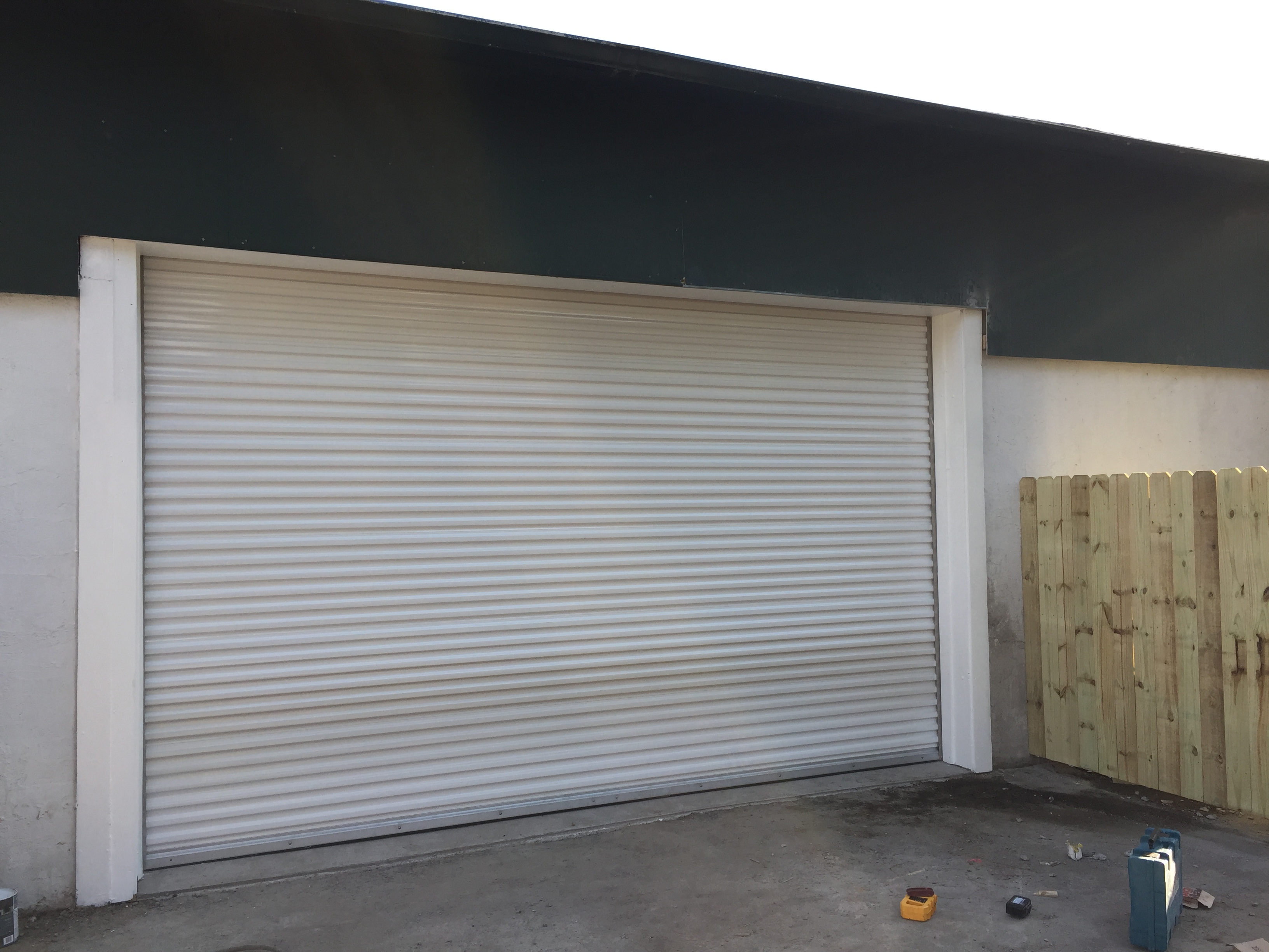 inc gallery overhead door commercial garage sunrise chi model woodworks